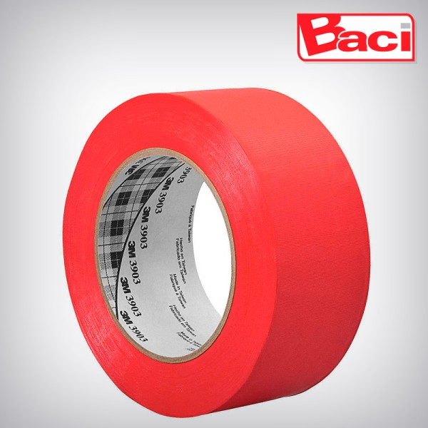 Cinta Duct Tape 3M 3903 50mm x 9m Rojo