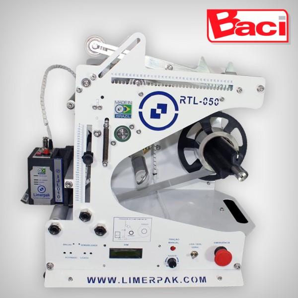 Rotuladora con codificador Inkjet RTL-050 Limerpak