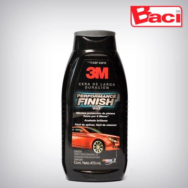 CAR CARE 3M 39030 SYNTHETIC WAX-PERFORMANCE FINISH